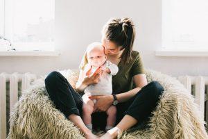 rożek dla niemowląt