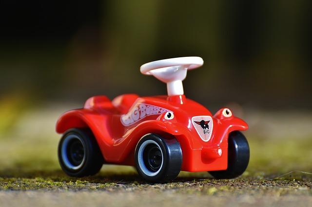 pojazdy dziecięce